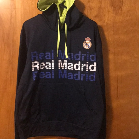Real Madrid Other - Men's Real Madrid polyester sweatshirt